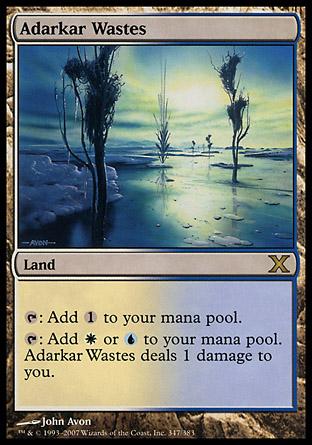 Adarkar Wastes | 10th Edition