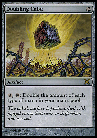 Doubling Cube | 10th Edition
