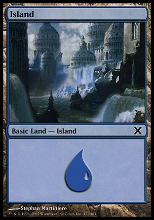 Island | 10th Edition
