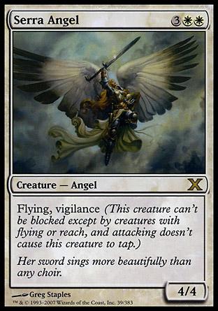 Serra Angel | 10th Edition