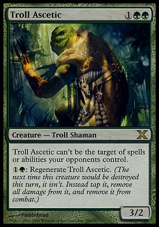 Troll Ascetic | 10th Edition