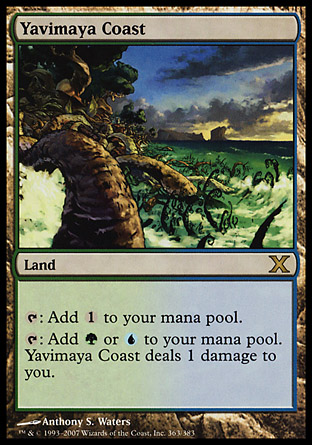 Yavimaya Coast | 10th Edition