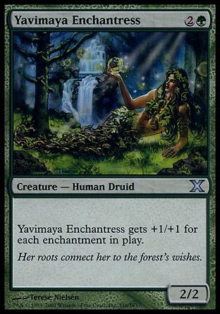 Yavimaya Enchantress | 10th Edition