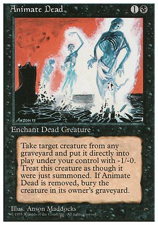 Animate Dead | 4th Edition