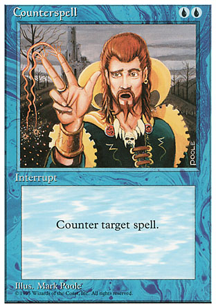 Counterspell | 4th Edition