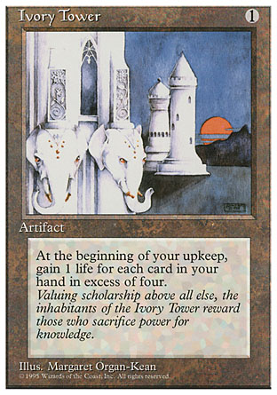 Ivory Tower | 4th Edition
