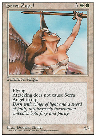 Serra Angel | 4th Edition