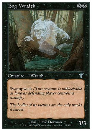 Bog Wraith | 7th Edition