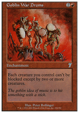 Goblin War Drums | 7th Edition