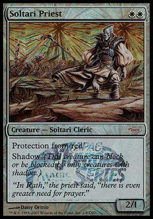 Soltari Priest | Super Series