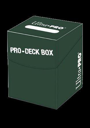Deck Box Pro 100+ Green | Accessoires