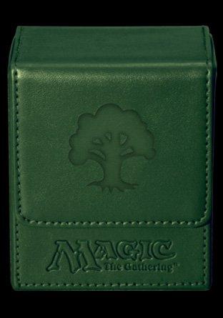 Deck Box Flip Mana Green | Accessoires