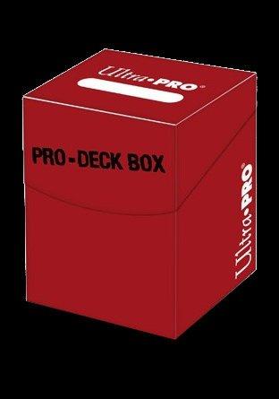 Deck Box Pro 100+ Red | Accessoires