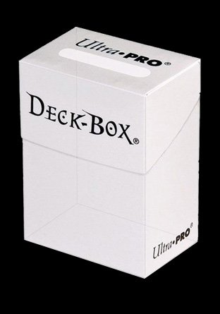 Deck Box Solid Clear | Accessoires