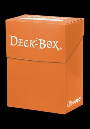 Deck Box Solid Orange | Accessoires