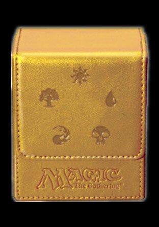 Deck Box Flip Mana Gold | Accessoires