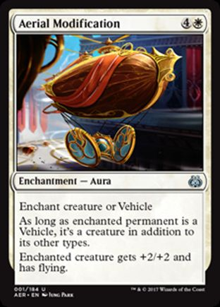 Aerial Modification | Aether Revolt