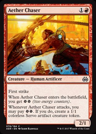 Aether Chaser | Aether Revolt
