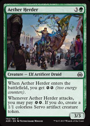 Aether Herder | Aether Revolt