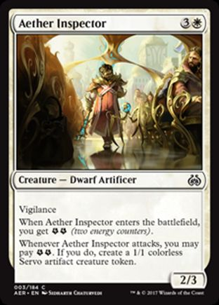 Aether Inspector | Aether Revolt