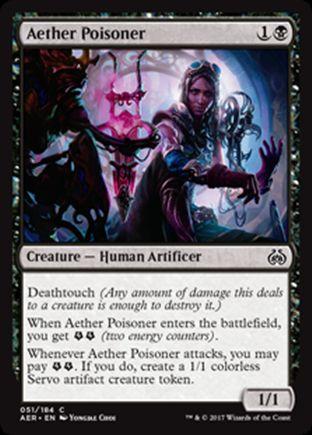 Aether Poisoner | Aether Revolt