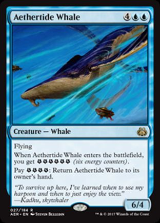Aethertide Whale | Aether Revolt