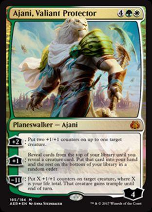 Ajani, Valiant Protector | Aether Revolt