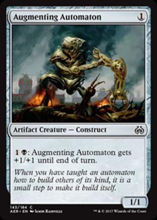 Augmenting Automaton | Aether Revolt