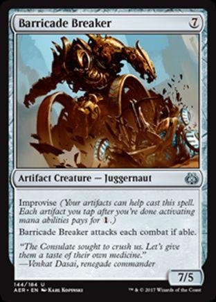 Barricade Breaker | Aether Revolt