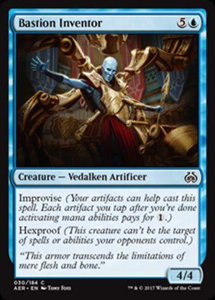 Bastion Inventor | Aether Revolt