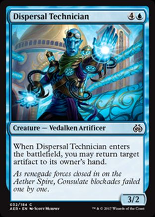 Dispersal Technician | Aether Revolt