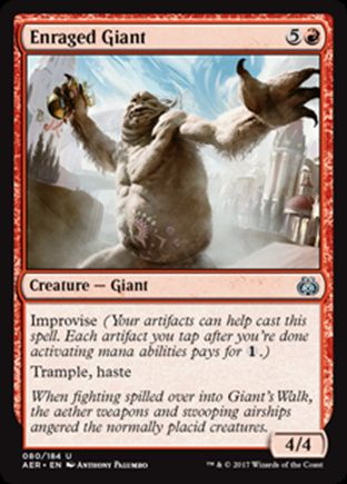 Enraged Giant | Aether Revolt