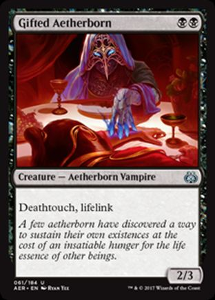 Gifted Aetherborn | Aether Revolt