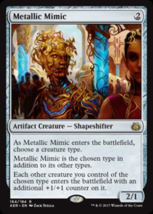 Metallic Mimic | Aether Revolt
