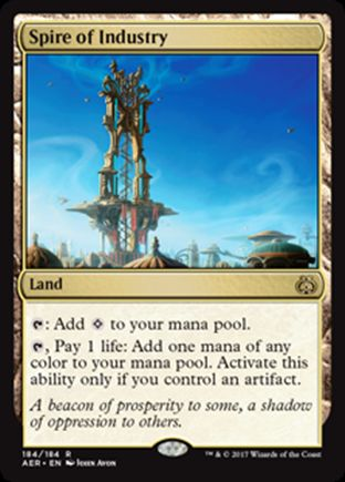 Spire of Industry | Aether Revolt