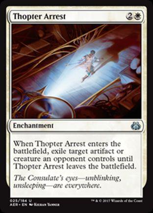 Thopter Arrest | Aether Revolt