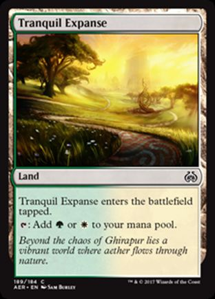Tranquil Expanse | Aether Revolt