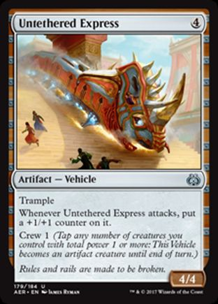Untethered Express | Aether Revolt
