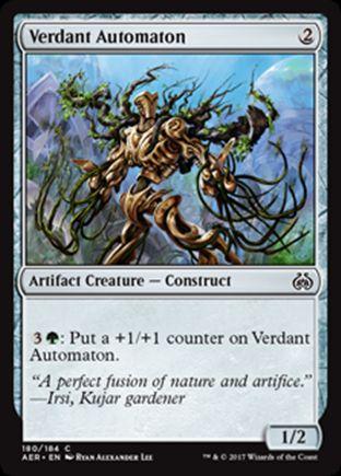 Verdant Automaton | Aether Revolt