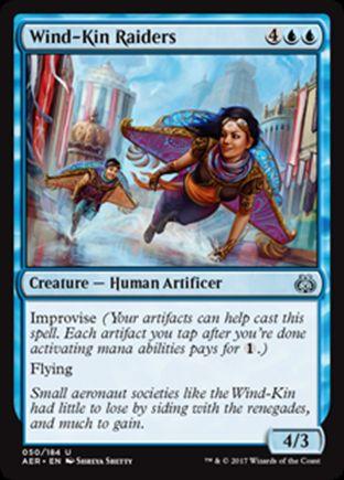 Wind-Kin Raiders | Aether Revolt