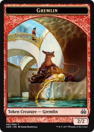 Gremlin token | Aether Revolt