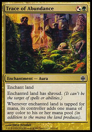 Trace of Abundance | Alara Reborn