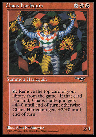 Chaos Harlequin | Alliances