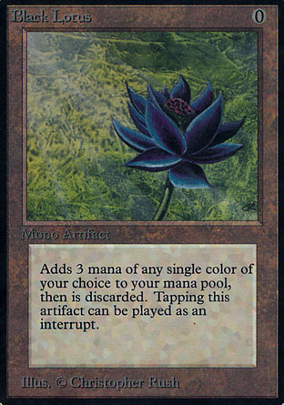 Black Lotus | Alpha