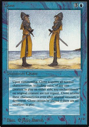 Clone | Alpha