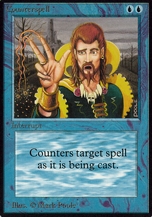 Counterspell | Alpha