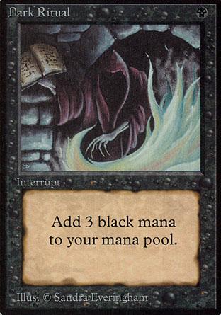Dark Ritual | Alpha
