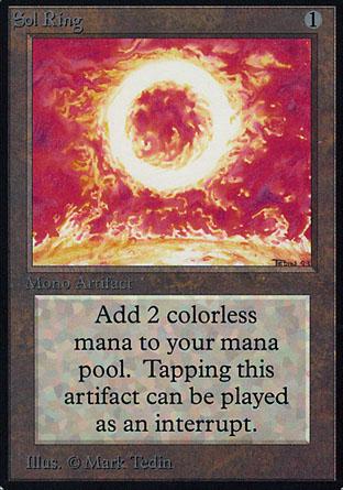 Sol Ring | Alpha