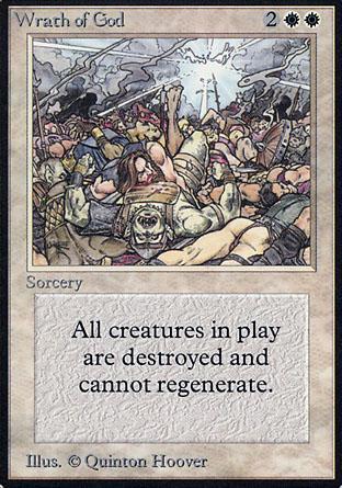 Wrath of God | Alpha