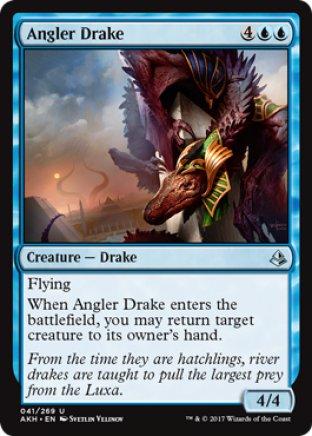 Angler Drake | Amonkhet